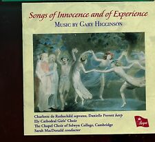 Songs of Innocence and of Experience / Gary Higginson