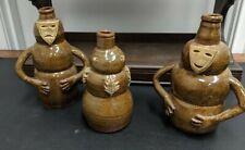 Edgefield Southern Folk Art Pottery Jim ' Bozeman Maker '