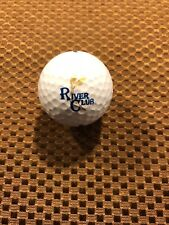 LOGO GOLF BALL-RIVER CLUB...MYRTLE BEACH, SC AREA