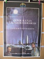 1197    DONDE SUEÑAN LAS VERDES HORMIGAS WERNER HERZOG