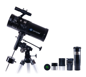 Professional TELESCOPE Opticon UNIVERSE 1000/114/200x + objectives Kellner