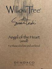 "Willow Tree Angel of the Heart 5"" Figure Figurine Susan Lordi 2000 W/ Box"