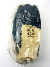 SOLIDSTAR Arbeitshandschuhe 1343 Handschuhe Gr. 8 Nitril | 12 Paar | NEU OVP