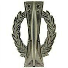 Metal Lapel Pins US Air Force Pin Jet Missile USAF Missile Operation New