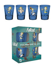 Fallout Vault Boy Shot Glasses Party Drinking Game Glass Alcohol Drink