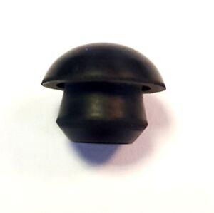 x1no Bottle Jack Rubber Plug/ Bung for Oil Reservoir Filler Hole, 8mm (5/16+-)