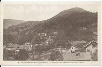 CPA-70 - PLANCHER-LES-MINES - Quartier des Roches et la croix du Chollin