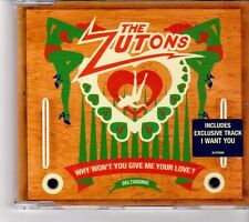 (FK928) The Zutons, Why Won't You Give Me Your Love? - 2006 CD