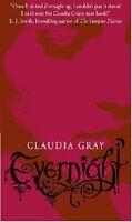 CLAUDIA GRAY ___ EVERNIGHT _ EVERNIGHT ACADEMY BOOK 1 __BRAND NEW __ FREEPOST UK