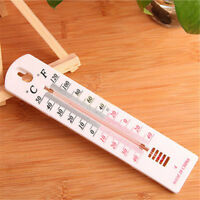 ITS- Wall Thermometer - Indoor Outdoor Garden Greenhouse Home Office Room Decor