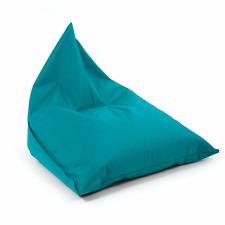 mokebo Outdoor Sitzsack Der Sommerschlitten Bean Bag Outdoorstoff Petrol tM