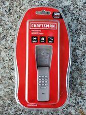 Craftsman wireless keypadModel number Cmxzdcg440