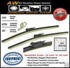 Ford Escape Direct OE Replacement Premium ALL Weather Windshield Wiper Blades I&