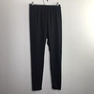 Xhilaration Womens Super Soft Leggings Black Size Medium