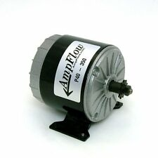 AmpFlow P40-350 Brushed Electric Motor, 350W, 12V, 24V or 36 VDC, 3500 rpm