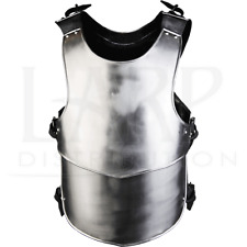 18GA Steel Medieval Armor Cuirass/Breastplate Gothic Chest Plate Costume BR95