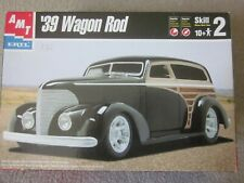 Amt / Ertl 1939 Chevrolet Wagon Rod 1/25 Model