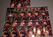 1993 classic cards basketball cards assorted NBA cards Lot of 21 multiples