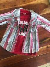 PUMPKIN PATCH 2 in 1 Dress shirt Boy's size 12-18 mo