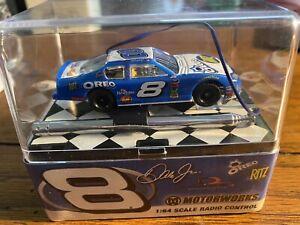 27 MHz 1:64 Scale Dale Earnhardt Sr #3 R/C Car Vintage 1998 Oreo, Ritz Sealed