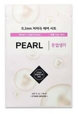 ETUDE HOUSE Bright Complexion 0.2Therapy Air Mask 20ml X10 Sheets [Pearl]