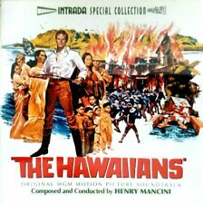 THE HAWAIIANS 2 CDs HENRY MANCINI SOUNDTRACK SOLD OUT