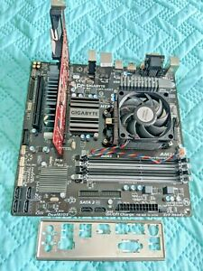 GIGABYTE GA-78LMT-USB3, Socket AM3+  (rev. 4.1)) Motherboard