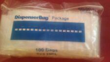 "(100) JEWELRY/CRAFTS/PAWN SHOPS MINI ZIPLOC BAGS 2"" x 3"" HEAVY 2 MIL( 100 BAGS )"
