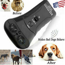 Ultrasonic Anti Bark Control Stop Barking Away Pet Dog Training Repeller Device