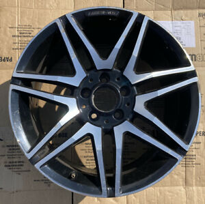 "Mercedes C Class W204 AMG Single Alloy Wheel 18"" A2044010704 8.5Jx18H2 ET54"