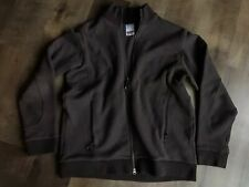 SPYDER - Full Zip Jacket - XL - Brown - Polyester Wool Blend - $100