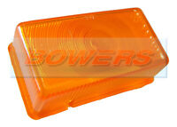 Genuine Rubbolite Trucklite  AMBER LENS TO FIT 332// LAMPS 6991