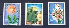 Cameroon 1971 Flowers imperforated. VF and Rare