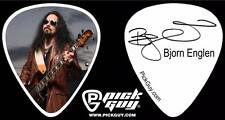 Bjorn Englen Custom Guitar/Bass Pick (Bass Pl. of Yngwie Malmsteen, Dio Returns)