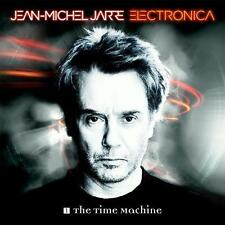 Electronica 1: The Time Machine von Jean Michel Jarre (2015), Digipack, Neu OVP,