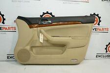 2006 ACURA TSX FRONT RH Right INSIDE INTERIOR DOOR TRIM PANEL TAN F Acura OEM