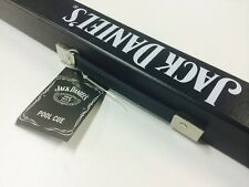Jack Daniels Pool Snooker Billiards Cue Case (CASE ONLY) Birthday Gift Official
