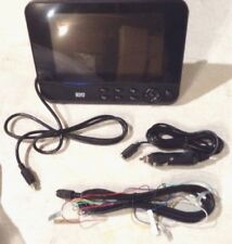 "BOYO RV 7"" WIRELESS SECURITY MONITOR VTC700RQ-4 FOR 4 CAMERA SYSTEM CORDED TYPE"