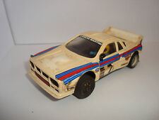 coche slot scalextric lancia 037 martini exin made in spain