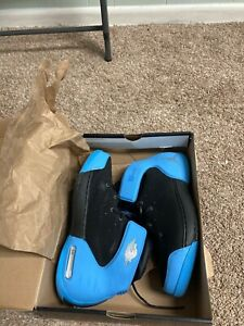 "Nike Retro Air Jordan Carmelo 1.5 "" Black University Blue"""