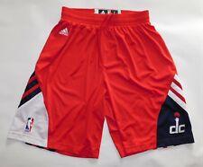 Authentic 2012 WASHINGTON DC WIZARDS Alt NBA ADIDAS Basketball SHORTS Men's L