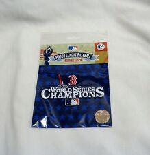 MLB Official Boston Red Sox 2013 World Series Champions Jersey Patch FREESHIP