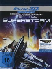 Jason Bourque - Seattle Superstorm Real 3D, 1 Blu-ray