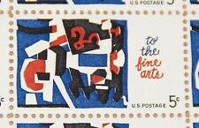 1964 sheet, Fine Arts Sc# 1259