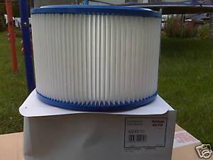 Filterelement Attix 761- 21 XC, Alto,WAP,Nilfisk