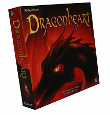 Dragonheart-determine the fate of the Great Dragon-Board Game-BOX-Engl. - NEW