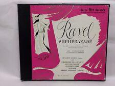 Ravel Sheherazade-2LP Record Box Set lp170