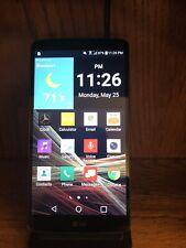 LG G3 VS985 - 32GB -Metallic Black (Verizon)  Works! L@@K! Part It Out! Tracfone
