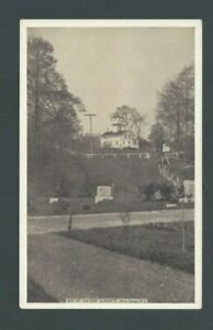 Ca 1928 Post Card New Dorp Staten Island NY Lighthouse 1st Built In 1856