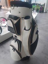 JuCad ® Cartbag Style schwarz/weiß NEU 40% reduziert VK 280,-